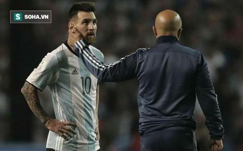 CHÍNH THỨC: LĐBĐ Argentina thay HLV Sampaoli bằng nhân vật không ai ngờ tới