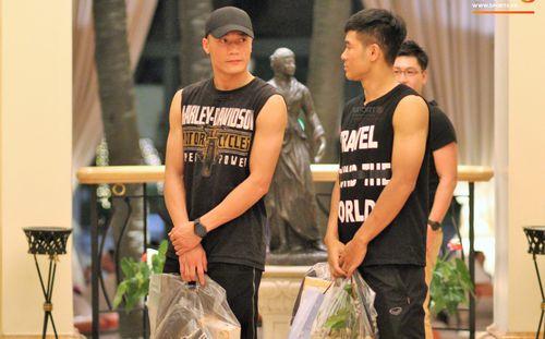 Thời trang đời thường của các hot boy U23 Việt Nam
