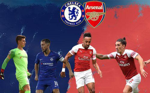 Chelsea vs Arsenal: Đại chiến London cho giấc mơ ngày trở lại