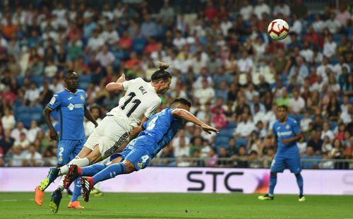 Gareth Bale tỏa sáng, Real Madrid thắng trận đầu tay thời