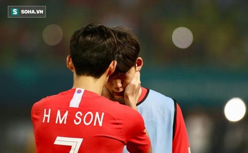 Nỗi ám ảnh sau phút 90 của U23 Hàn Quốc