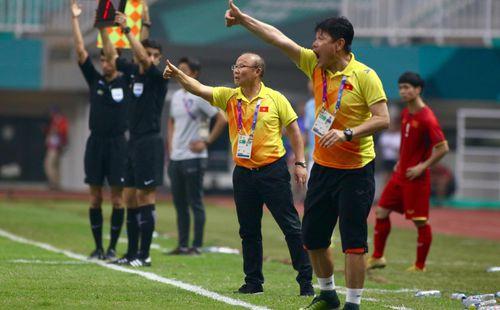 HLV Park Hang-seo cảm ơn học trò, nhận toàn bộ trách nhiệm về trận thua U23 Hàn Quốc
