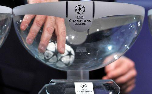 Bốc thăm vòng bảng Champions League: Bảng