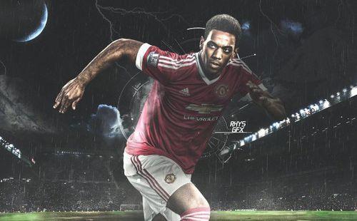 Anthony Martial tái ký hợp đồng với M.U, mong chờ triều đại Mourinho kết thúc