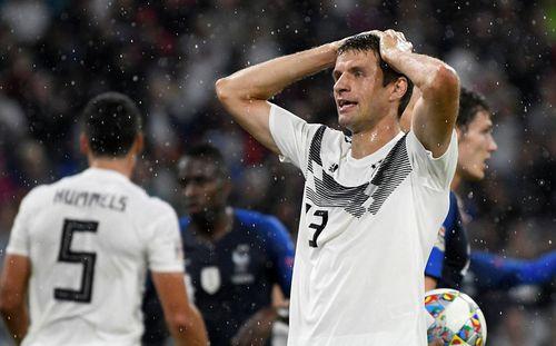 Xóa tan hình ảnh thảm hại ở World Cup 2018, Đức suýt đánh bại ĐKVĐ thế giới