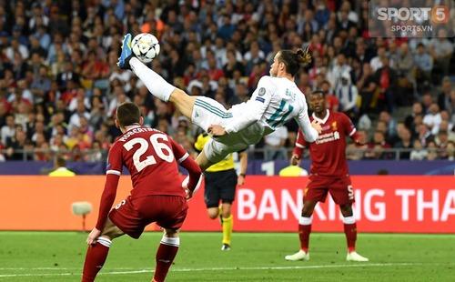 Công bố đề cử Đội hình tiêu biểu FIFPro: Người hùng Gareth Bale