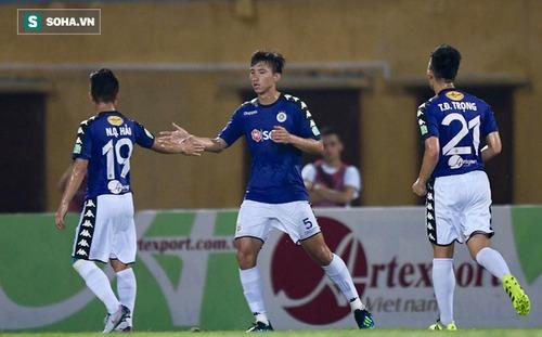 Sau chức vô địch, Hà Nội FC sẽ lập thêm cột mốc lịch sử ở V.League?