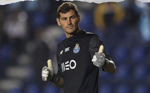 Thống kê loạt trận đầu Champions League: Kỷ lục của Casillas và nỗi buồn Man City