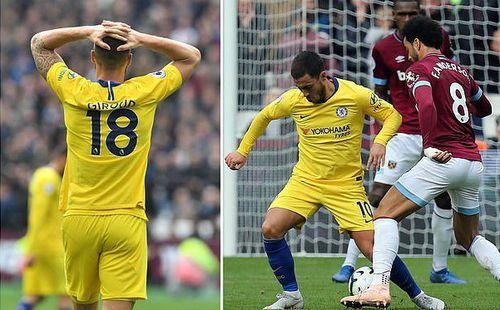 """Chelsea """"tra tấn"""" người hâm mộ bằng sự vô duyên đến khó tin ngày derby London"""
