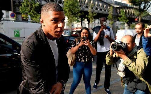 Sao trẻ Mbappe kháng án bất thành