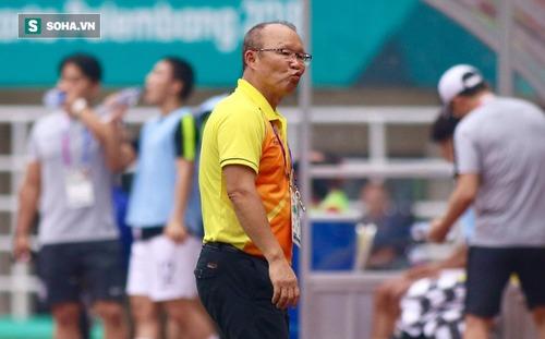 5 ngày, 180 phút và nỗi lo hỏng AFF Cup của HLV Park Hang-seo