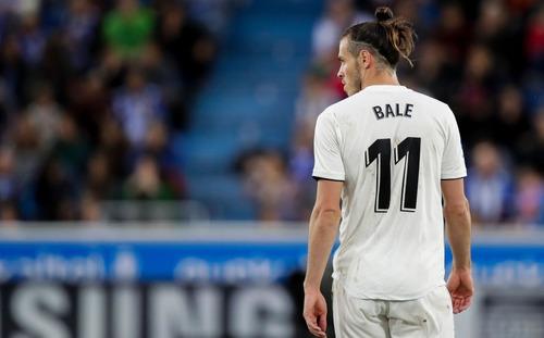 Real Madrid nhớ Ronaldo, bởi Gareth Bale đang là