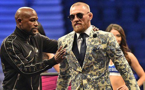 """Mayweather bất ngờ bênh McGregor, nói điều khiến Khabib có thể """"nổi cơn tam bành"""""""