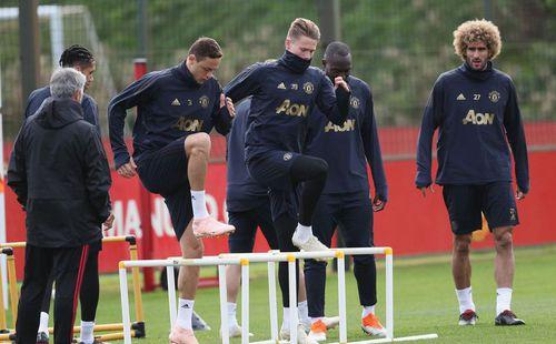 Mourinho lên kế hoạch đẩy