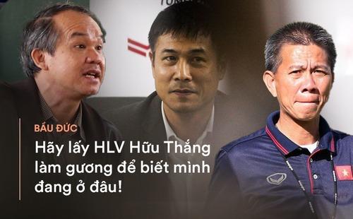 Rốt cuộc, HLV Hoàng Anh Tuấn có nên