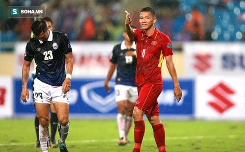 Anh Đức lọt top của BTC AFF Cup 2018 và sự hoán đổi kì lạ với Công Vinh