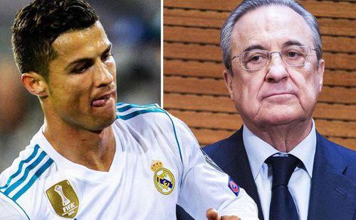 """Ronaldo lần đầu tiết lộ về """"ánh mắt lạnh lùng"""" khiến anh rời bỏ Real Madrid"""