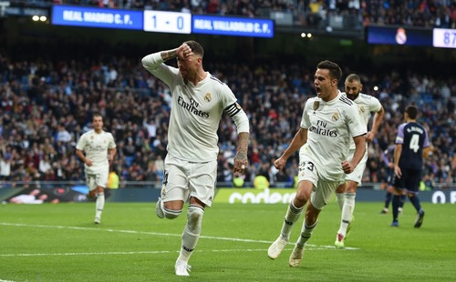 Toát mồ hôi lạnh, rốt cuộc Real Madrid cũng thoát cơn