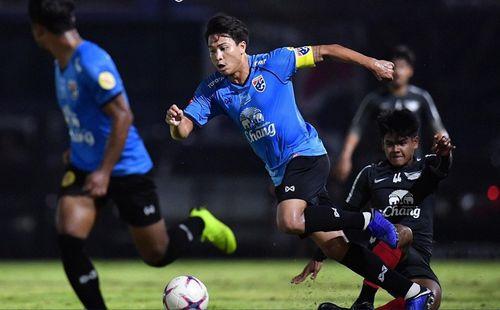 Thái Lan thể hiện sức mạnh trong trận đấu cuối cùng trước thềm AFF Cup 2018