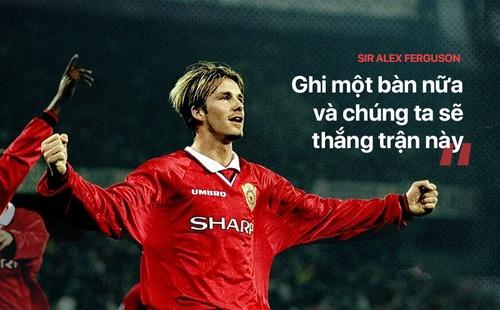 Đêm nay, Man United sẽ sống lại ký ức ngược dòng bất tử đậm bóng dáng Roy Keane