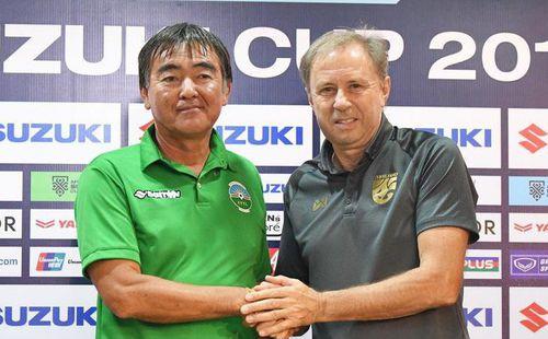Trước thềm trận gặp Timor-Leste, HLV Thái Lan cảm ơn đối thủ vì ưu thế bất ngờ