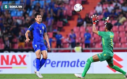"""Sao Thái Lan ngỡ ngàng, """"không tin nổi"""" khi ghi 6 bàn trong một trận đấu"""