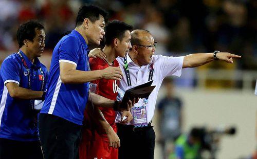 HLV Park Hang-seo có thể mất 2 ngôi sao trước trận cầu quan trọng