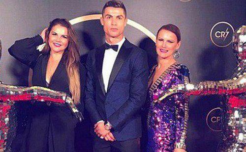 Cô chị của Ronaldo ám chỉ