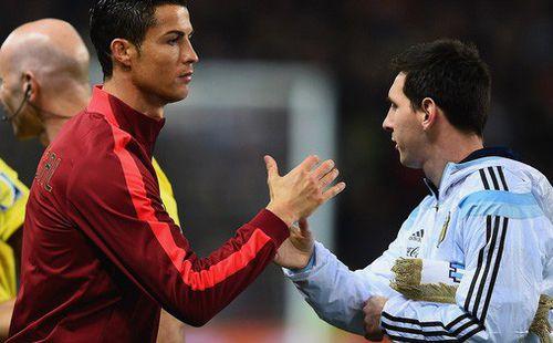 Ronaldo và Messi sẽ cùng nhau dự khán trận