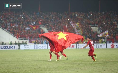 Báo Hàn Quốc đặt ra mục tiêu mới cho Việt Nam sau chức vô địch AFF Cup 2018