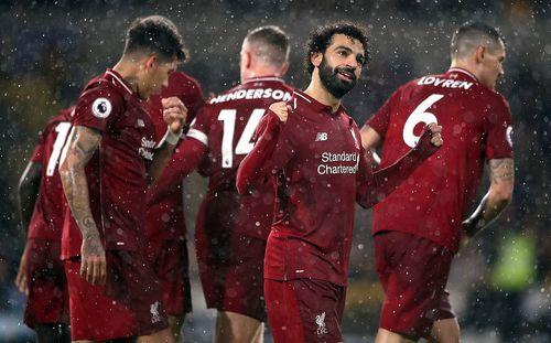 Salah 2 lần lập chiến công, Liverpool tăng tốc chóng mặt tại Premier League
