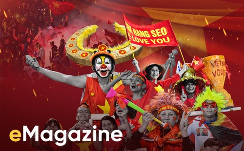 Trong kỳ tích của bóng đá Việt Nam, có một tình yêu xuyên bão giông thắp lên niềm tin bất diệt