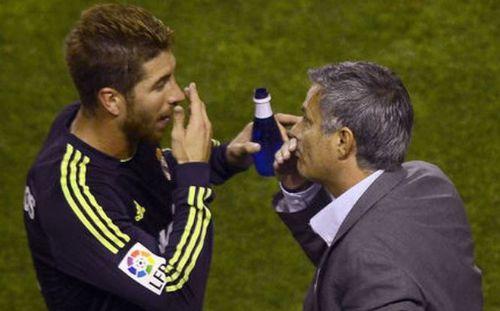 Ramos quyết cản đường Mourinho tái duyên với Real