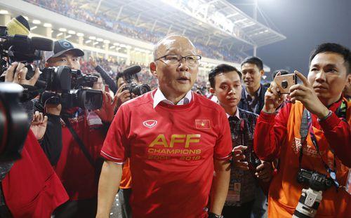 Thầy Park gửi thông điệp đặc biệt tới quan chức bóng đá Hàn Quốc trước thềm Asian Cup