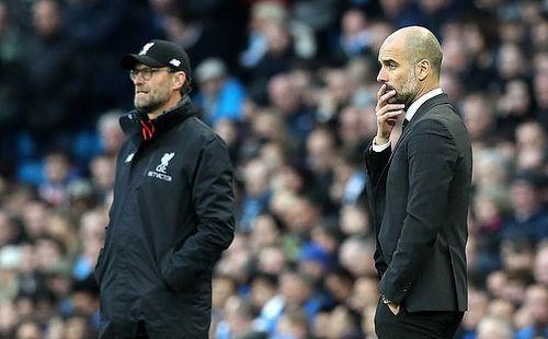 """Pep Guardiola: """"Áp lực danh hiệu sẽ là điểm yếu của Liverpool"""