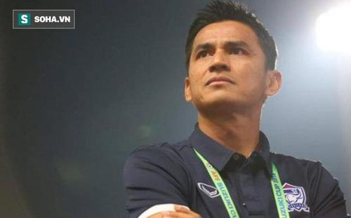 Kiatisuk lên tiếng về kịch bản trở lại dẫn dắt ĐT Thái Lan thay HLV Rajevac
