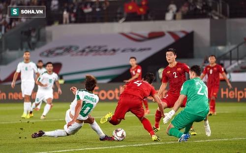 FIFA: Trận Việt Nam vs Iraq như phim kinh dị, thú vị nhất từ đầu Asian Cup