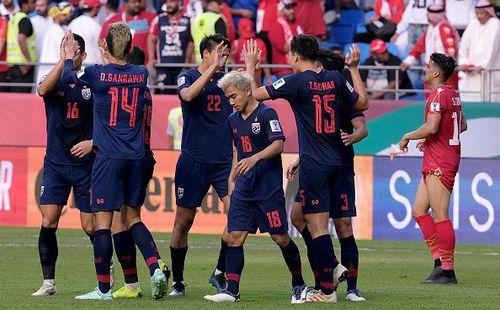 ĐT Thái Lan được ví với... Manchester United