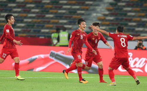Những con số kém vui ở Asian Cup 2019