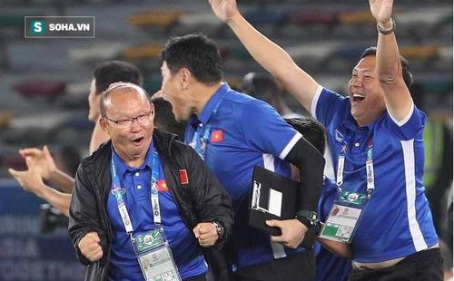 """HLV Park Hang-seo """"xát muối vào nỗi đau"""" của Jordan sau chiến thắng nghẹt thở"""