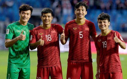 Danh sách 8 đội lọt vào tứ kết Asian Cup 2019: Việt Nam là
