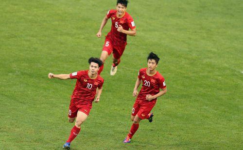 Fan Việt ra tay, giúp Công Phượng không có đối thủ trong cuộc đua tại Asian Cup 2019
