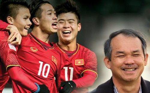 Bầu Đức: 'Việt Nam đi World Cup không khó, quan trọng dám làm hay không'