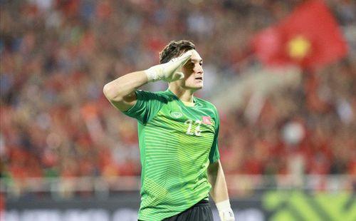 Đặng Văn Lâm lọt top 5 thủ môn cứu thua nhiều nhất Asian Cup 2019