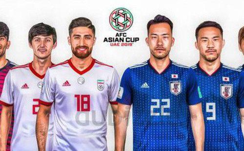 ĐT Iran - ĐT Nhật Bản: Trận chung kết sớm của Asian Cup 2019
