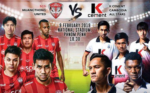 Chiều nay, Đặng Văn Lâm sẽ đấu trận ra mắt CLB Muangthong United