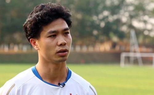 Công Phượng: Sang Hàn Quốc thi đấu để phát triển sự nghiệp