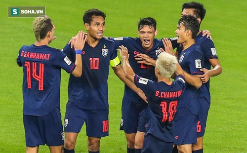 """ĐT Thái Lan """"đại chiến"""" Uruguay, Trung Quốc nhằm hướng tới tham vọng dự World Cup 2022"""