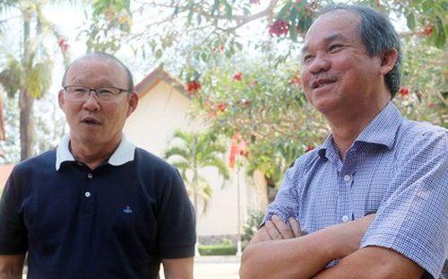 Ông Park nói bầu Đức: 'Việt Nam đã hơn Thái Lan, phải nhìn ra châu lục'