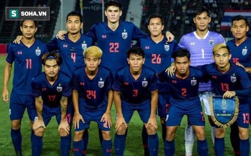 Đồng đội của Xuân Trường - Văn Lâm sẽ lĩnh xướng U23 Thái Lan đấu Việt Nam ở Mỹ Đình